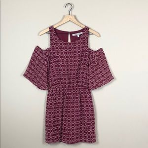 Cupcakes and Cashmere Cold Shoulder Dress (XS)
